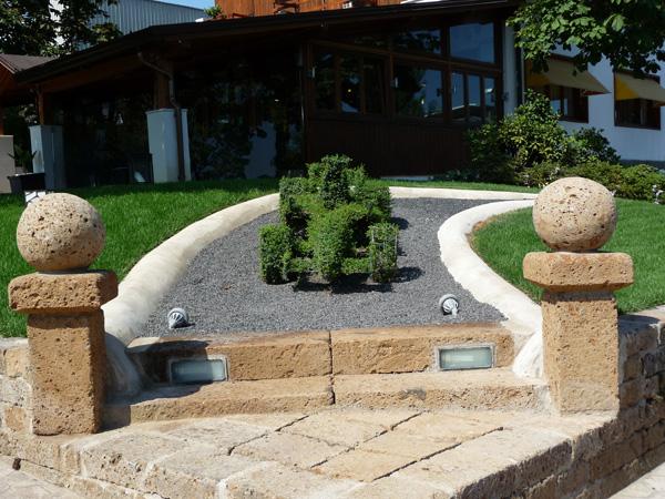 Muretti per giardini casamia idea di immagine - Muretti per giardino ...